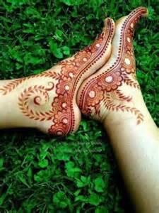 Fancy eid henna designs for feet worlds style
