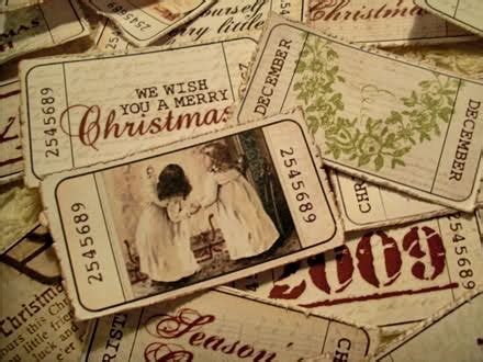 printable christmas tickets christmas in july 12 links that can t wait until december