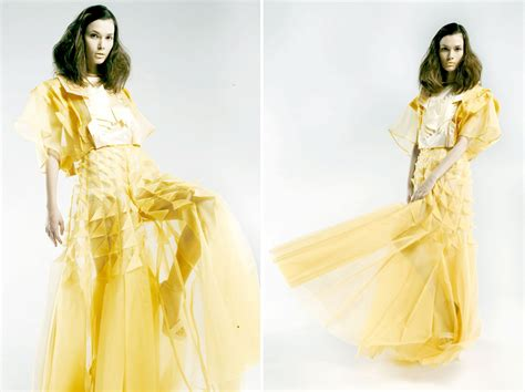 Inspired Fashion by Pleated Clothing Inspired By Architecture Design Milk
