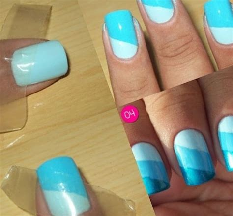 nails designs using tape tape designs for nails top 24 reviews in pictures stylepics