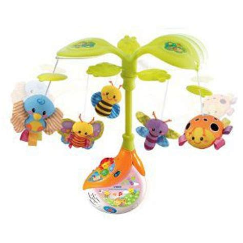 Crib Play Toys by Vtech N Play Crib Mobile Baby Baby Gear Baby Toys