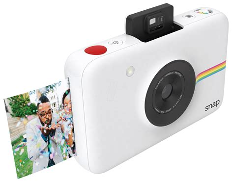 instant digital polaroid polaroid sp01w instant digital white at reichelt