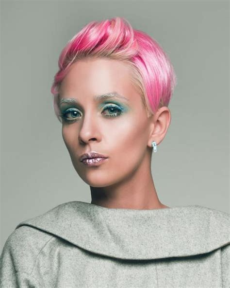 short hairstyles pink color the latest 25 ravishing short hairstyles and colors you