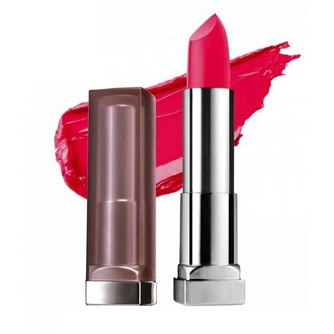 Lipstik Powder Matte Maybelline maybelline new york introduces new color sensational powder matte lipsticks