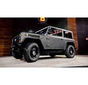 The Bollinger B1 Is An All Electric Truck With 360