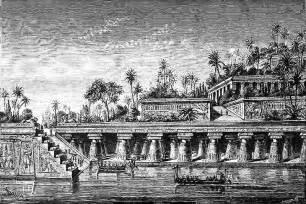 les jardins suspendus de babylone l odyss 233 e du temps