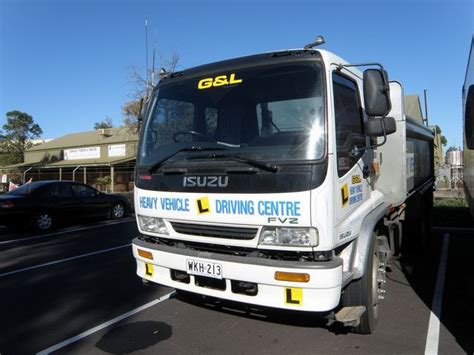 truck license adelaide gl heavy vehicle driving centre