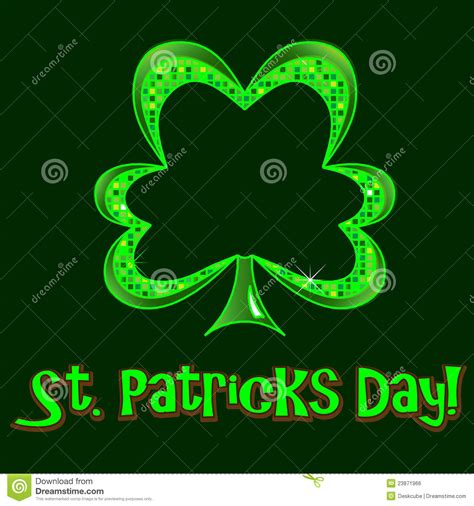where to put st st s day royalty free stock image image 23871966