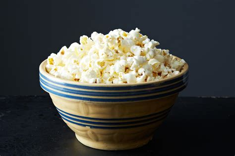 Handmade Popcorn - how to make popcorn