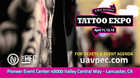 Tattoo Expo In Lancaster Ca | tattoo expo april 11 12 13 2014 lancaster ca