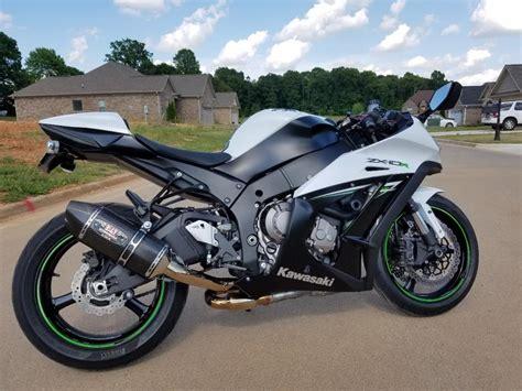 Kawasaki Dealers In Alabama by Kawasaki Zx10 Motorcycles For Sale In Toney Alabama