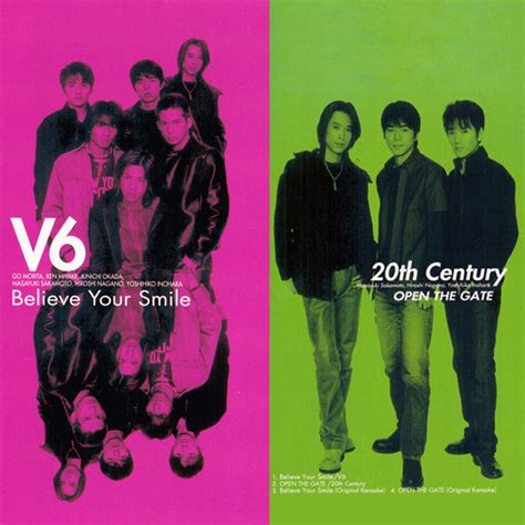believe your smile v6 앨범아트 싱글1 95 99 world
