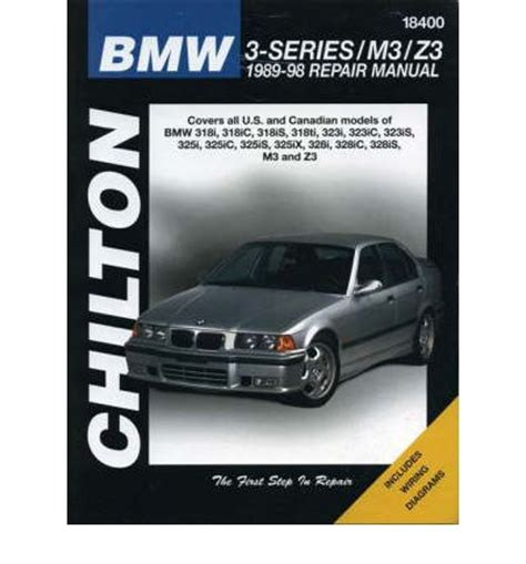 online auto repair manual 2006 bmw 3 series user handbook chilton bmw 3 series m3 z3 benjamin e greisler 9780801990960