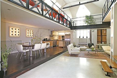 luxury designer loft apartment  paris idesignarch