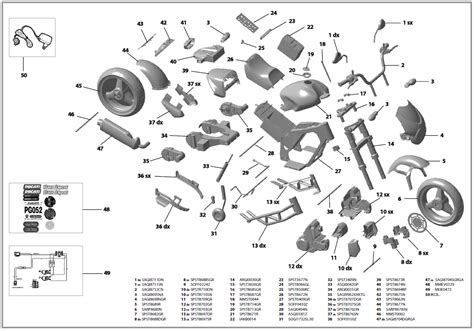 parts of a motocross ducati monster motorcycle igmc0007us parts kidswheels