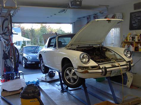 Just Garages new garage and scissor lift rennlist discussion forums