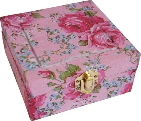 How To Decorate A Box by Decorate Wood With Paper Napkins 183 How To Make A Decoupage