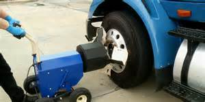 Truck Wheel Polishing Dallas Tx Vis Launches Portable On Truck Wheel Polishing System