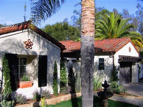 santa barbara spanish style small homes santa barbara small santa barbara style spanish home in montecito