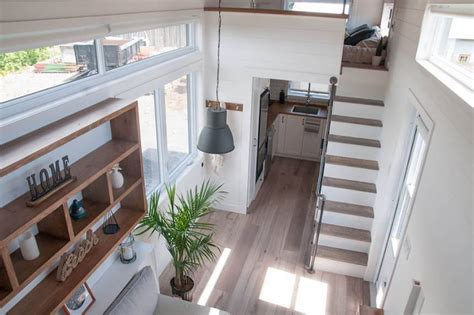 home design forum well crafted 28 tiny house is a beautiful modern home treehugger