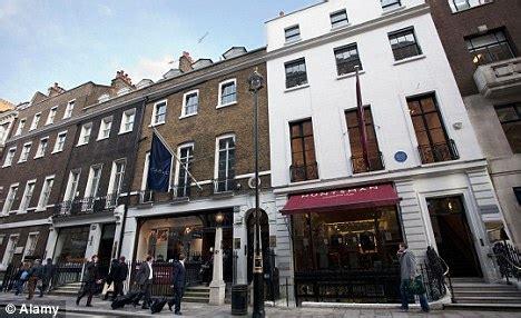 Sandringham Estate get back savile row shops resist u s invader opening