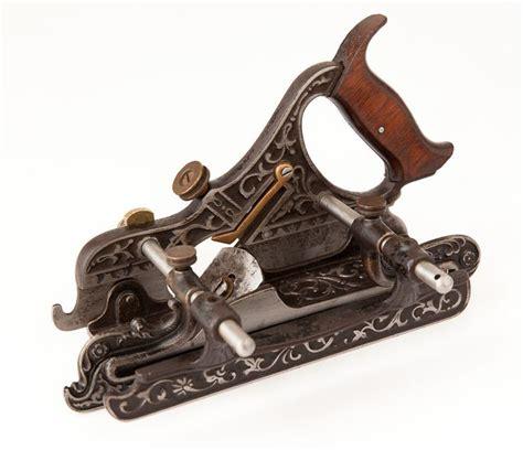 gorgeous millers falls   plow plane antique tools