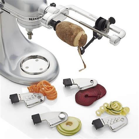 Kitchen Aid Attachments by 1000 Ideas About Kitchenaid Attachments On