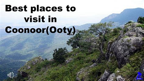 places to visit in us places to visit in coonoor youtube