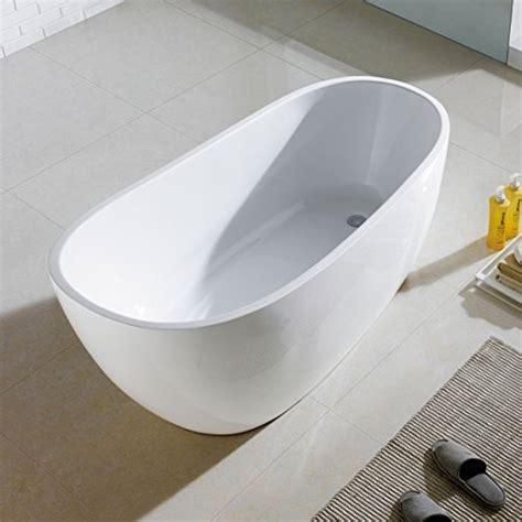 Bathroom Tub Price Bathtub Acrylic Freestanding White Oval