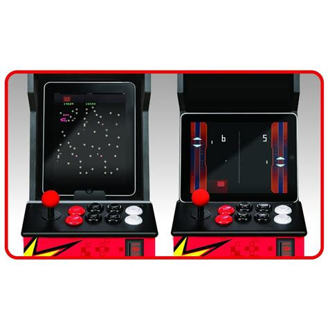 Icade Arcade Cabinet by Ion Icade Arcade Cabinet For The Tech Journal