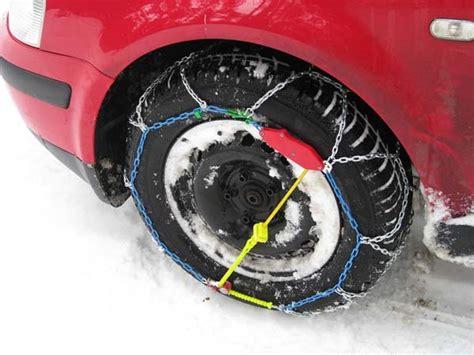 mejor cadenas o fundas c 243 mo utilizar correctamente las cadenas para el invierno