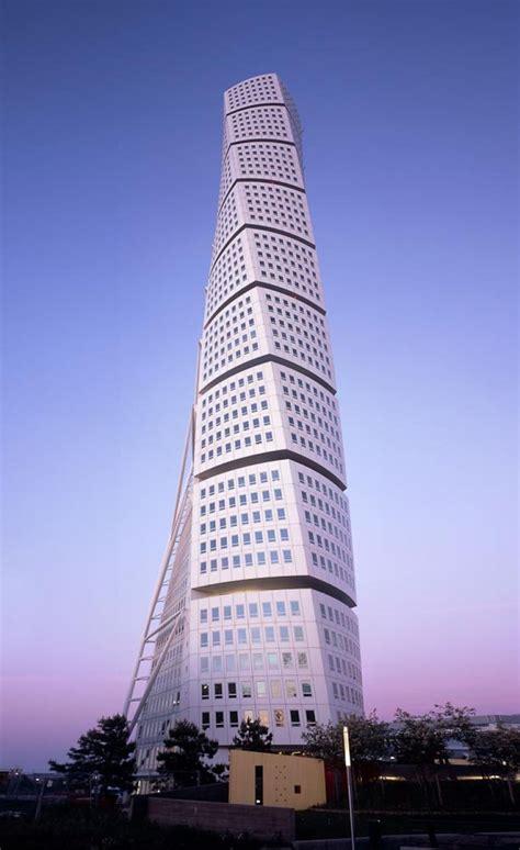 santiago calatrava turning torso tower malmo sweden palladium photodesign turning torso malmoe