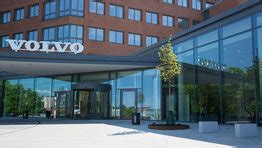contact  volvo group