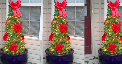 tomato cage trees tomato cage trees are easy and inexpensive outdoor decor