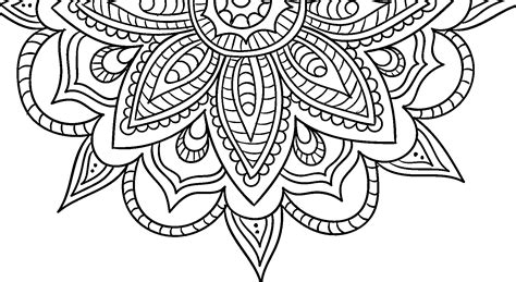 pattern watercoloring book for adults adult coloring pages patterns many interesting cliparts