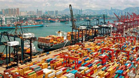 severe congestion and delays at shanghai port china