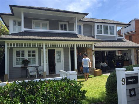 grey exterior house colours australia modern colour