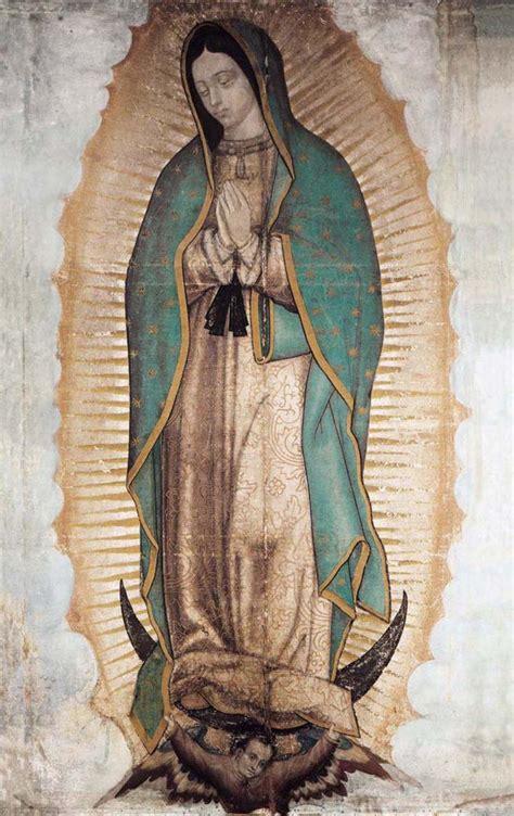 imagen dela virgen de guadalupe original descripci 211 n de la imagen de la virgen de guadalupe ecce