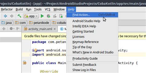 Android Kotlin Extensions by Pemrograman Android Dengan Kotlin Extensions Lebih Gang