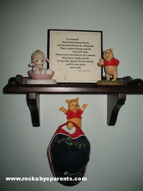 Winnie The Pooh Shelf by Winnie The Pooh Themed Nursery