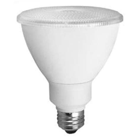 Led 60 Watt Equivalent Light Bulbs Tcp Led Par30 Light Bulb 2700k 60 Watt Equivalent Tcpled12p30d27knfl Destination Lighting