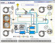 Air Brake System Working Animation General Air Conditioning General Wiring Diagram