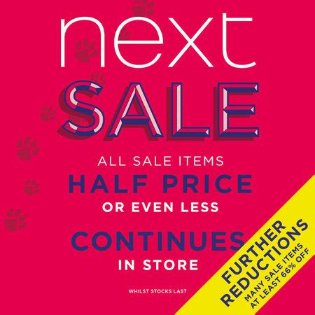 next sales the next summer sale continues kingsway west dundee