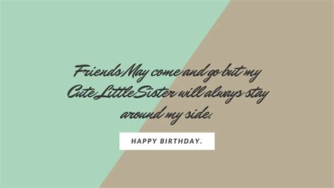 Elder Quotes For Birthday Sweet Birthday Wishes For Sister Bday Quotes Messages