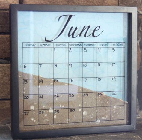 how to make a calendar at home twiggle box june calendar