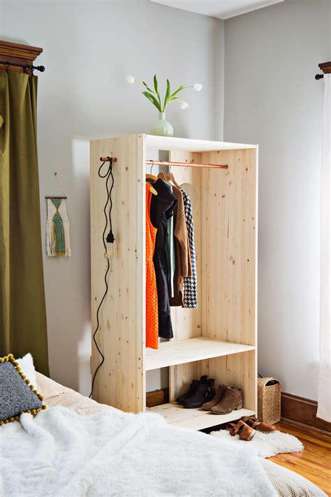 Diy Bedroom Wardrobe by Modern Wooden Wardrobe Diy A Beautiful Mess Now That We