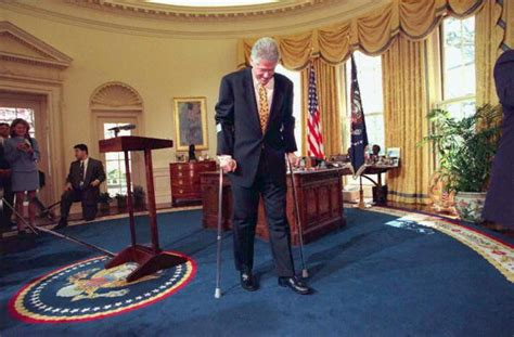 bill clinton oval office decor us president bill clinton leaves the oval office of the