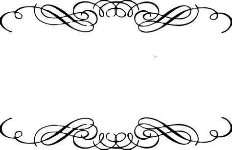 Decorative Line Borders by Decorative Line Borders Clip 40