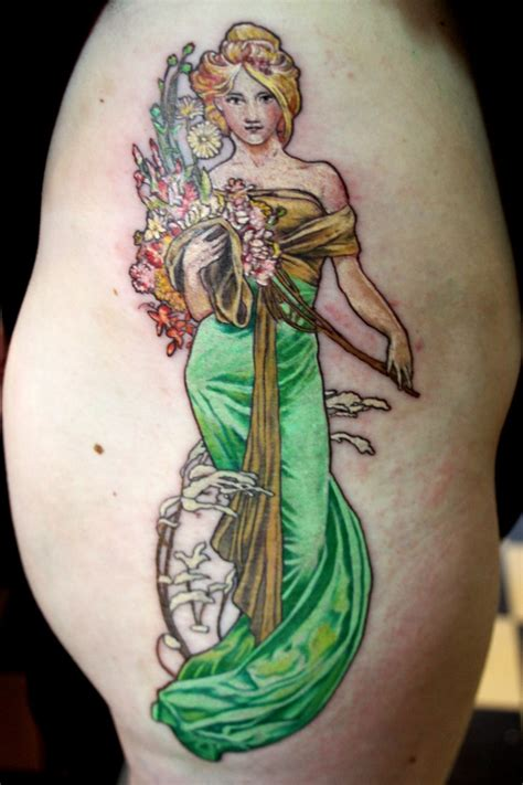 mucha tattoo 17 best images about ink on poppies the