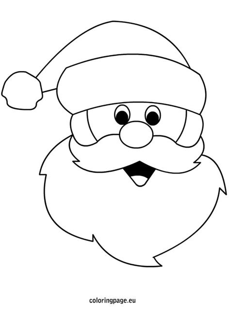 turkey claus coloring page santa coloring template page image clipart images grig3 org